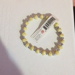 🦋 ADD ON for $5 Yellow Pig Charm Bracelet *